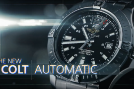 Performance Analysis of Breitling Colt Automatic 44mm Watch