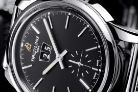 Breitling Transocean 38 Watch Review