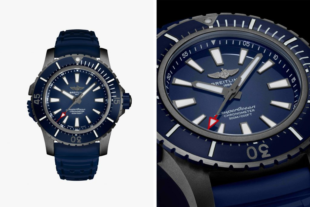 Adventure is endless: New Breitling SuperOcean Series watch 2019