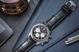 Breitling watch for college students