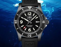 Breitling Superocean watch Review