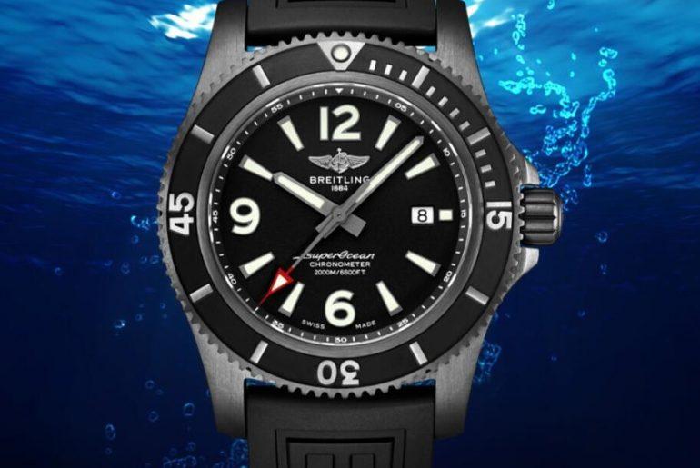 Breitling Superocean watch Review